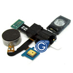 Samsung Galaxy Premier i9260 earphone flex with speaker and vibrator