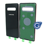 Samsung Galaxy S10 SM-G973F Battery Cover in Black