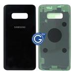 Samsung Galaxy S10e SM-G970F Battery Cover in Black