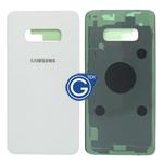 Samsung Galaxy S10e SM-G970F Battery Cover in White