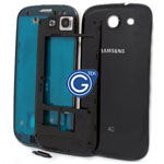 Samsung Galaxy S3 LTE i9305 Complete Housing in Black
