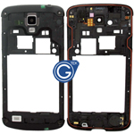 Samsung Galaxy S4 Active i9295 Rear Chassis with Loudspeaker Uinit and Earphone Flex