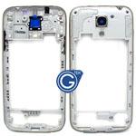Samsung Galaxy S4 Mini i9195 Center frame-D cover white