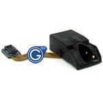 Samsung GT-I9195 Galaxy S4 Mini - Audio Flex-Cable + Earphone Jack  - Part no: GH59-13416A