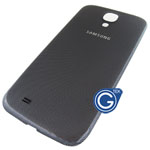 Samsung Galaxy S4 i9500, i9505 battery cover in black