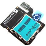 Samsung Galaxy S5 G900F Memory Card Reader Flex