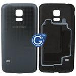 Samsung Galaxy S5 Mini G800F Battery Cover in Black