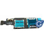 Samsung Galaxy S5 Mini G800F Sim card with memory card flex