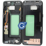 Samsung Galaxy S9 Plus SM-G965F LCD Frame in Black