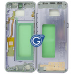Samsung Galaxy S8 SM-G950F LCD Frame in Purple