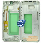 Samsung Galaxy S8 SM-G950F LCD Frame in Silver