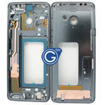 Samsung Galaxy S9 Plus SM-G965F LCD Frame in Grey