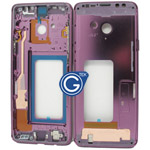 Samsung Galaxy S9 Plus SM-G965F LCD Frame in Purple