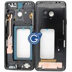 Samsung Galaxy S9 SM-G960F LCD Frame in Black