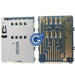 Samsung Galaxy Tab 2 10.1 P5100 P5110 P5113 Sim Card Reader