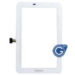 Samsung Galaxy Tab 2 7.0 P3100 Digitizer White