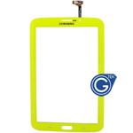 Samsung Galaxy Tab 3 7.0 3G Version SM-T211,P3200 Digitizer in Yellow