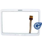 Samsung Galaxy Tab 4 10.1 T530 T531 T535 Digitizer in White
