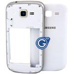 Samsung Galaxy Trend Lite S7392 Rear Housing in White