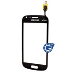 Samsung Galaxy S Duos 2 S7582,Galaxy Trend Plus S7580 Digitizer in Black