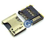 Samsung Galaxy Win i8552 sim card with memory card reader