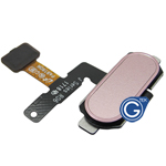 Samsung J730 Home Button Flex Pink