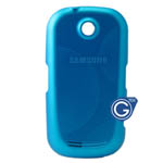 Samsung M5650 Lindy battery cover in blue