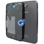 Samsung Galaxy Note 8.0 3G Version N5100 Back Cover in Black
