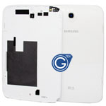 Samsung N5100 Back Cover in White
