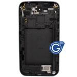 Samsung N7100 Galaxy Note 2 Rear Housing in Grey