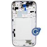 Samsung N7100 Galaxy Note 2 Rear housing in white