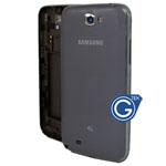 Samsung N7105 GALAXY Note II LTE Rear housing in grey