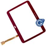 Samsung Galaxy Tab 3 10.1 P5200, P5210 Digitizer in Red
