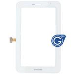 Samsung P6200 Galaxy Tab 7.0 Plus Digitizer White