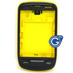 Samsung S3850 Corby2 Complete Housing in Yellow