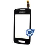 Samsung S5380 Wave Y Digitizer in Black