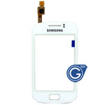Samsung S6500 Galaxy Mini 2 Digitizer White