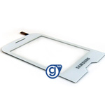 Samsung s7070 diva Digitizer white