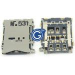 Samsung SM-A300F Galaxy A3, SM-A500F Galaxy A5,SM-A700F Galaxy A7 Memory Card Reader