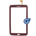 Samsung Galaxy Tab 3 7.0 WiFi Version SM-T210,P3210 Digitizer in Red