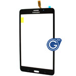 Samsung Galaxy Tab 4 7.0 3G Version SM-T231,LTE Version SM-T235 Digitizer in Black