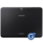 Samsung Galaxy Tab 4 10.1  Wifi Version SM-T530 Back Cover with Side Button in Black