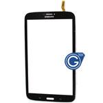 Samsung Galaxy Tab 3 8.0 3G Version T311 Digitizer in Black