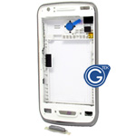 Samsung Wave Y S5380 Complete Housing in White