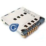 Samsung i8320 S5230 sim card reader