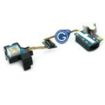 Samsung i8520, Halo, Galaxy Beam earphone flex with flash light and vibra
