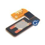 Genuine Samsung i9100 power button flex Part no: GH59-10916A