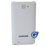 Samsung GT-i9220 Galaxy Note, GT-N7000 battery cover in white