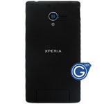Sony L35h Xperia ZL Battery Cover in Black