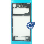 Sony L39h Xperia Z1 D Cover / D panel in cyan